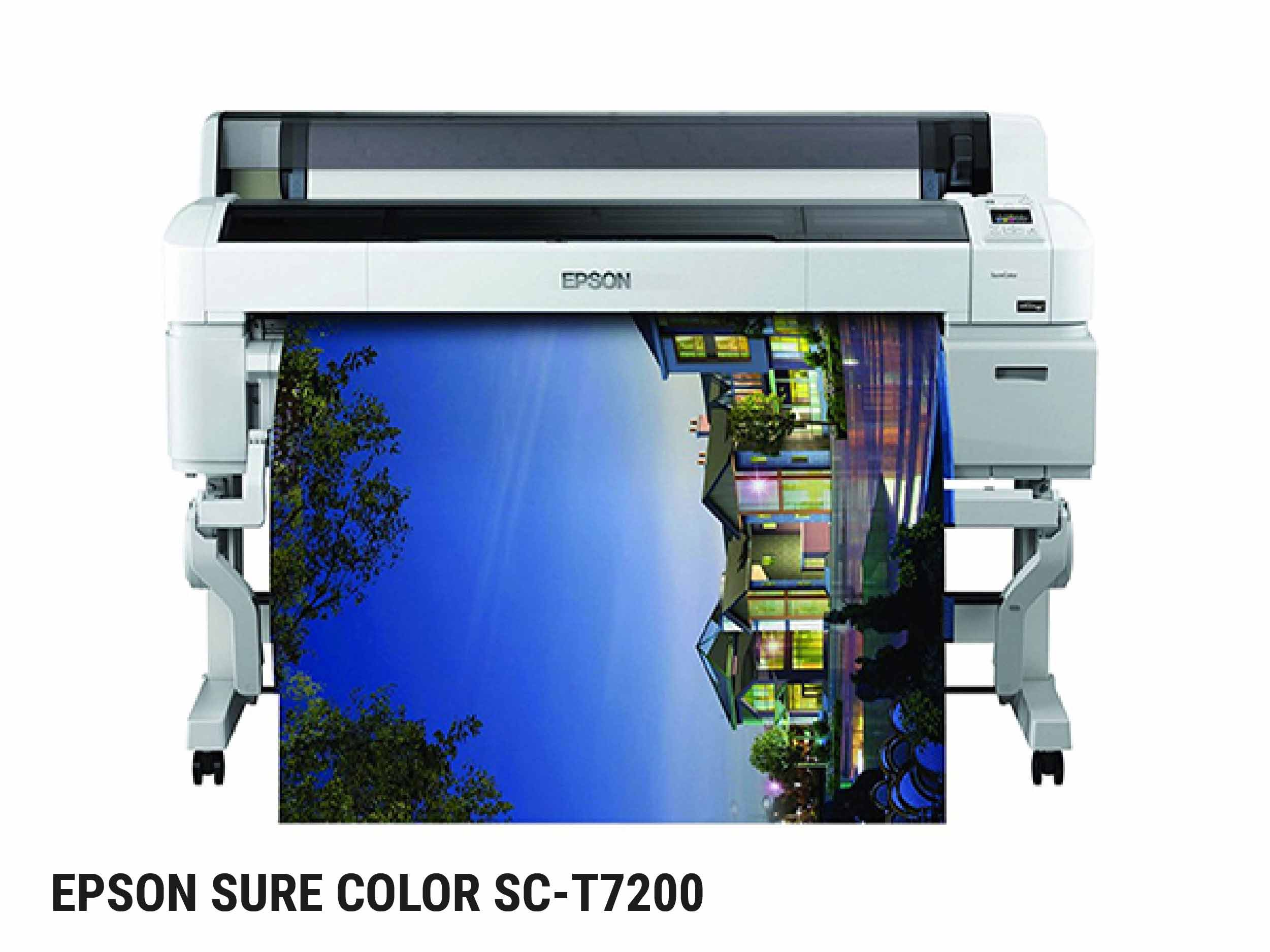 OutsidePrint - Stampa digitale online con Epson Sure Color T7200