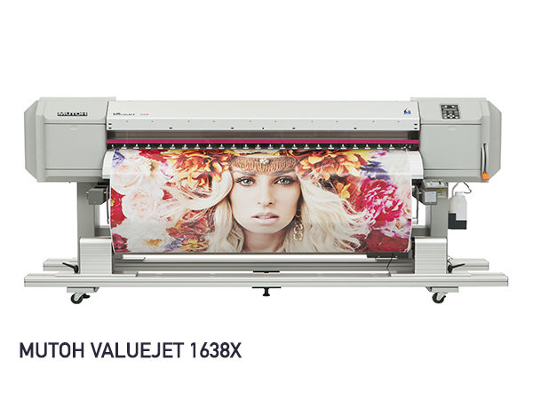 OutsidePrint - Stampa digitale online con Mutoh ValueJet 1638X