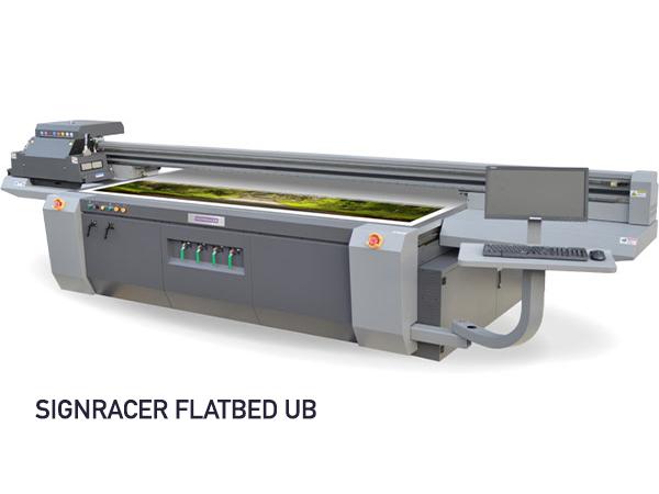 OutsidePrint - Stampa digitale online con Signracer Flatbed UB
