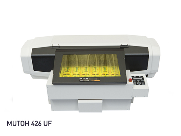 OutsidePrint - Stampa digitale online con Mutoh ValueJet 426 UF