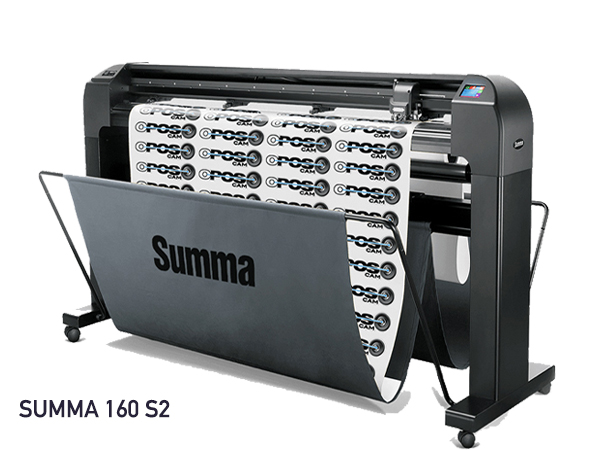 OutsidePrint - Stampa digitale online con Summa 160 S2 160D