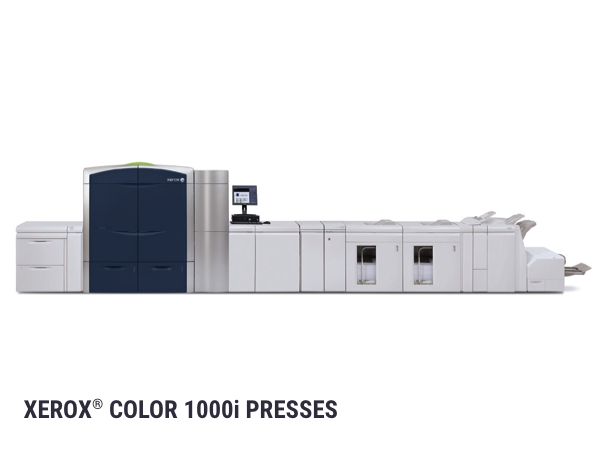 OutsidePrint - Stampa digitale online con Xerox Color 1000i Presses