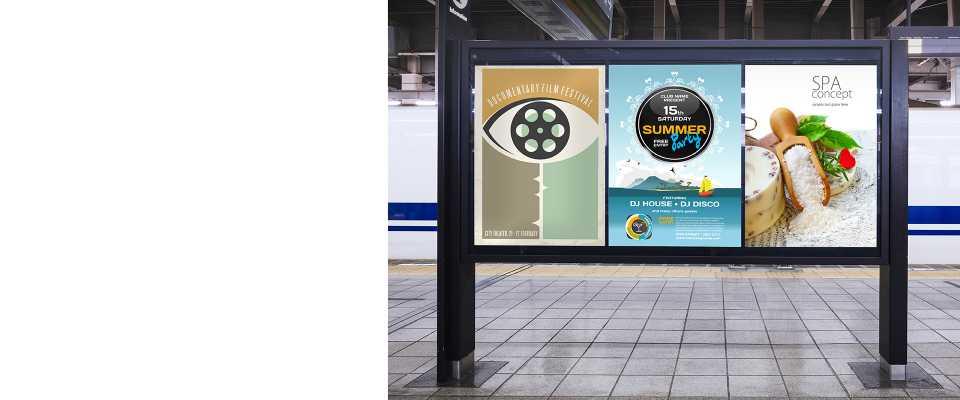 5 Manifesti 70x100 blue back stampa manifesti online stampa manifesti per affissione stampa 70x100 stampa manifesti