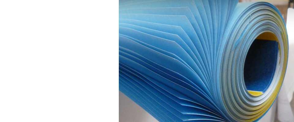 50 Manifesti 70x100 blue back