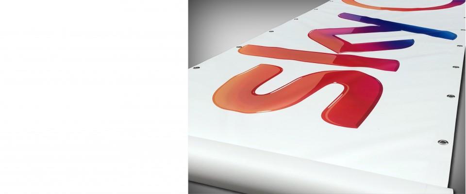 Banner 440 gr blockout bifacciale pubblicitario