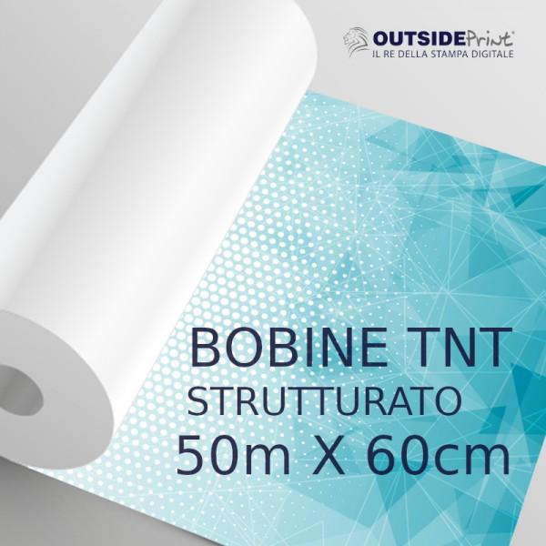 Stampa bobine TNT personalizzate 50m H60cm