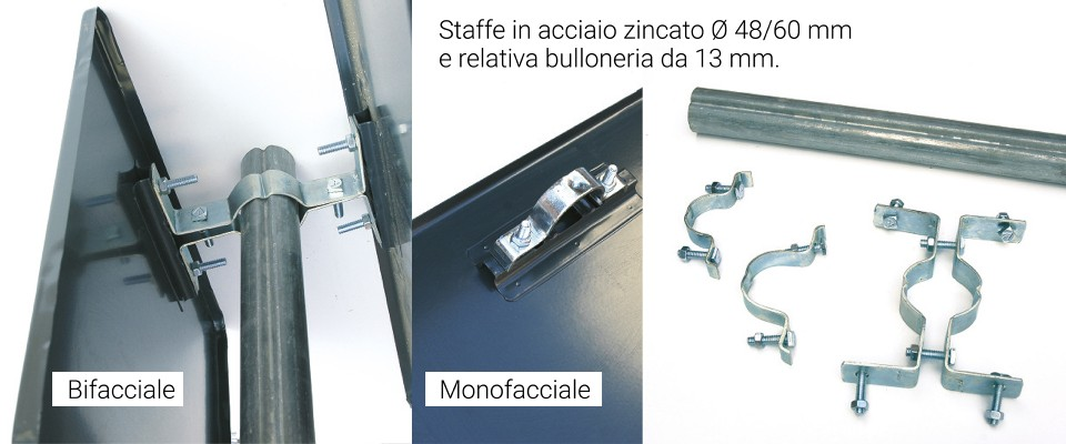 Cartello Segnaletico CARICO E SCARICO MERCI 60x90 cm