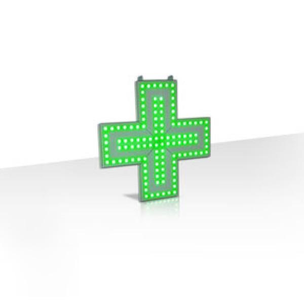 Croce LED Farmacia SiRiO 40 Vetrina