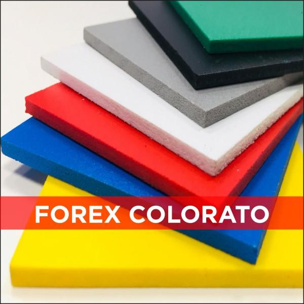 Lastre Forex Colorato
