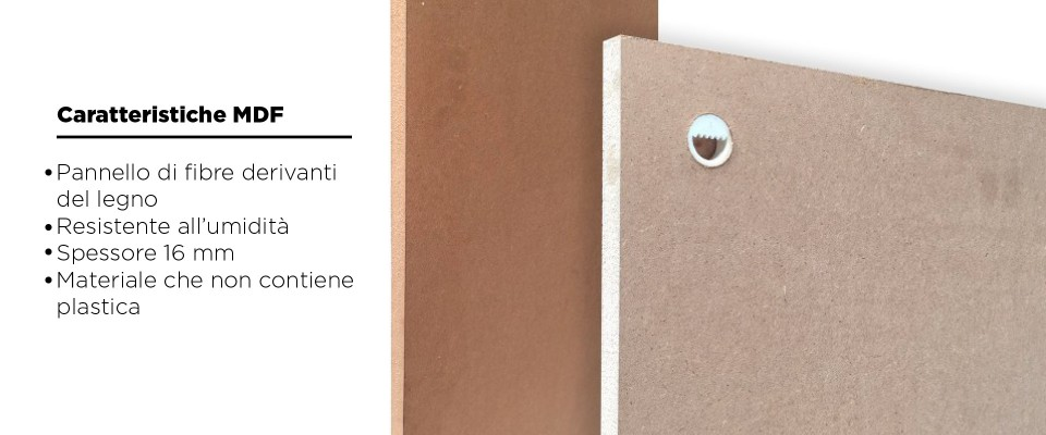 Quadro Ruins stampa online in mdf