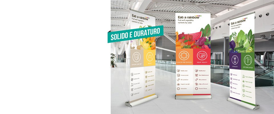 Stampa Roll-Up Deluxe