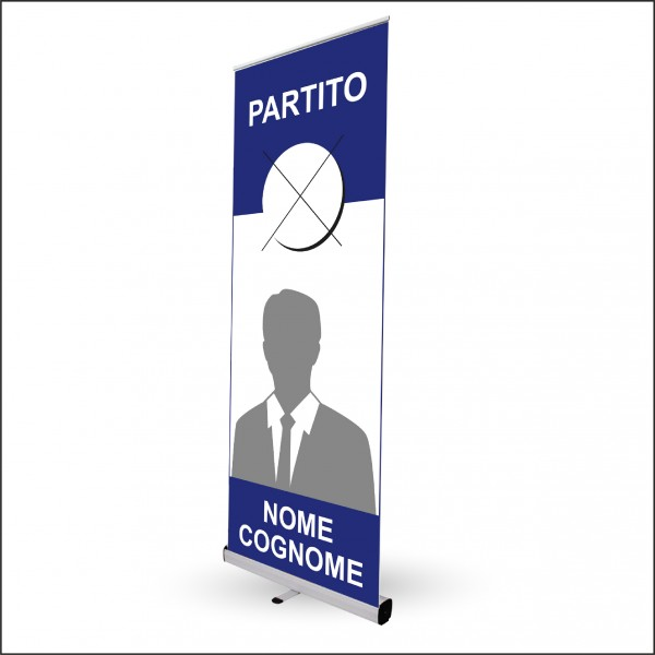 Roll-Up Elettorale Small