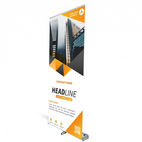Roll-Up Grande - Outlet