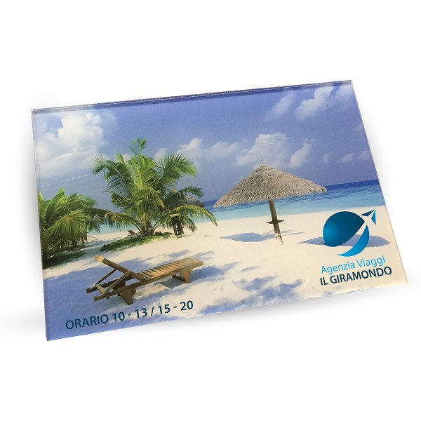 Stampa Plexiglass 3 - 5 mm