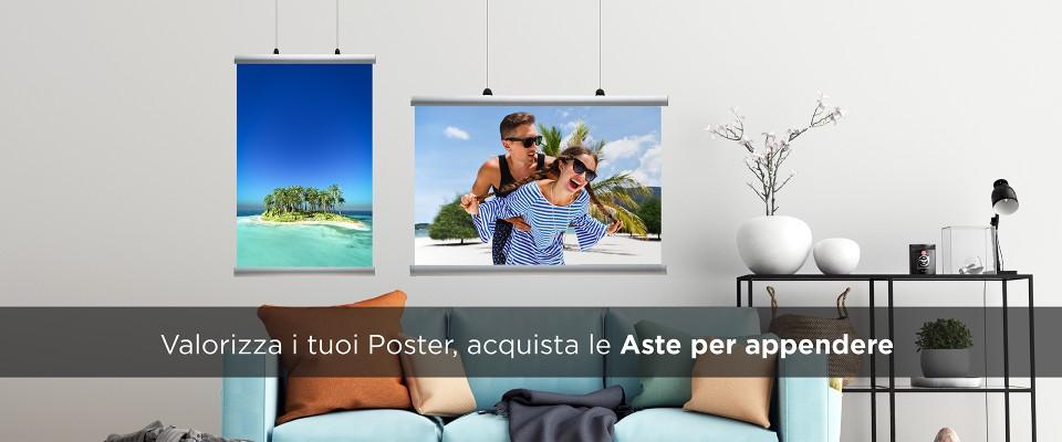Stampa Poster personalizzati