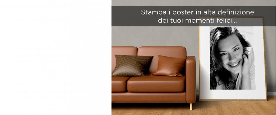 Stampa Poster online personalizzato