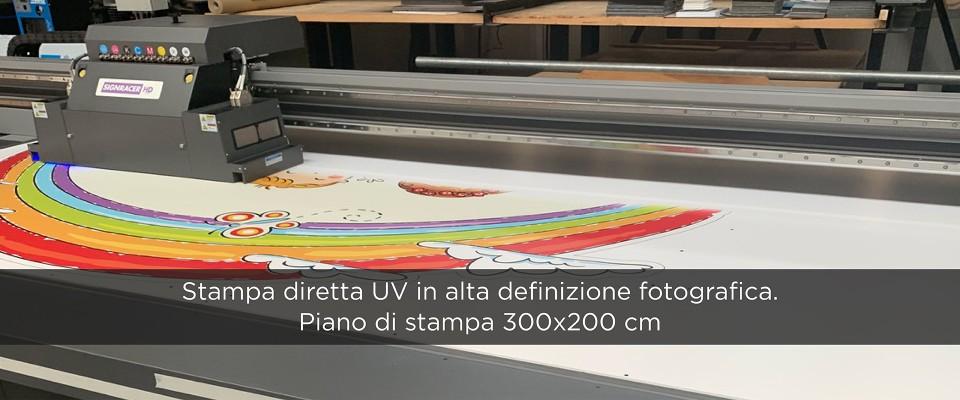 Stampa su Plexiglass Forex stampa diretta