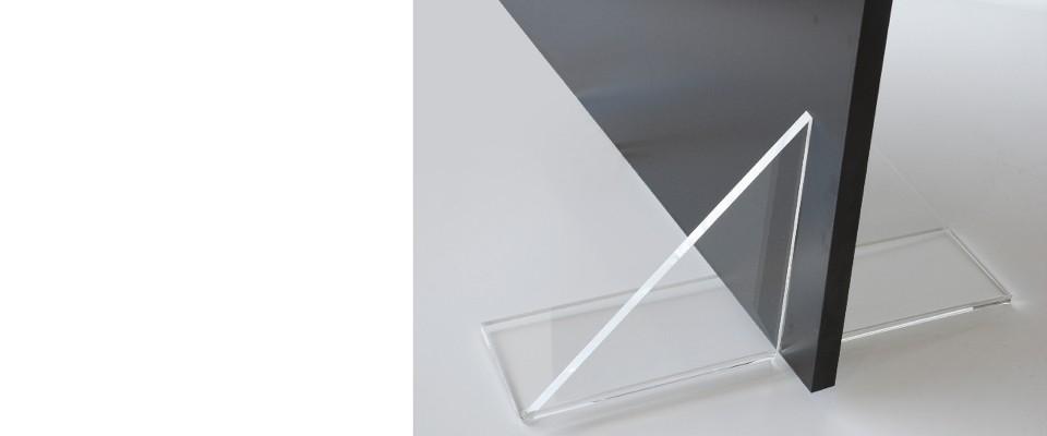 Supporti per pannelli in plexiglass online