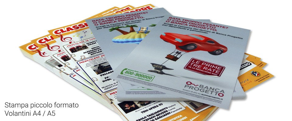 Volantini e Flyer Volantini flyer brochure stampa volantini online stampa flyer low cost on line