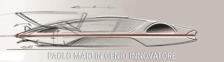 Paolo Martin maestro automotive design italiano