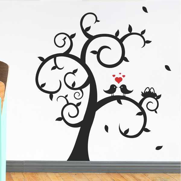 Adesivi per pareti 70x100 cm