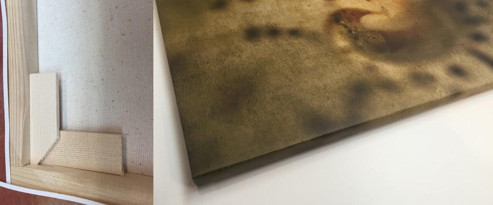 Stampa Quadri canvas 60x30