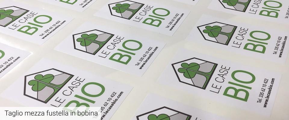 Online Stampa 100 Stickers personalizzati 10x10 cm