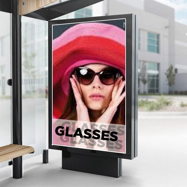 Personalizzati Poster dimensioni personalizzate