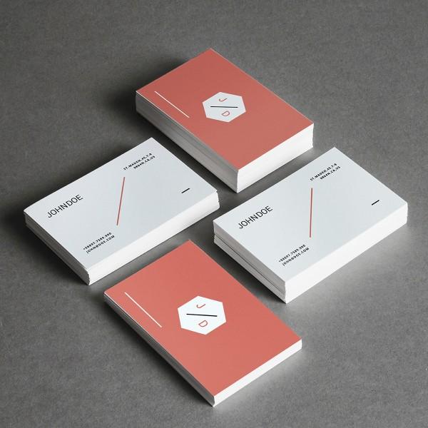 Biglietti da visita carte speciali Personalizzati