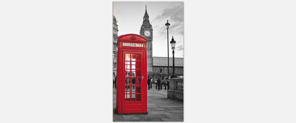 Quadro London Calling