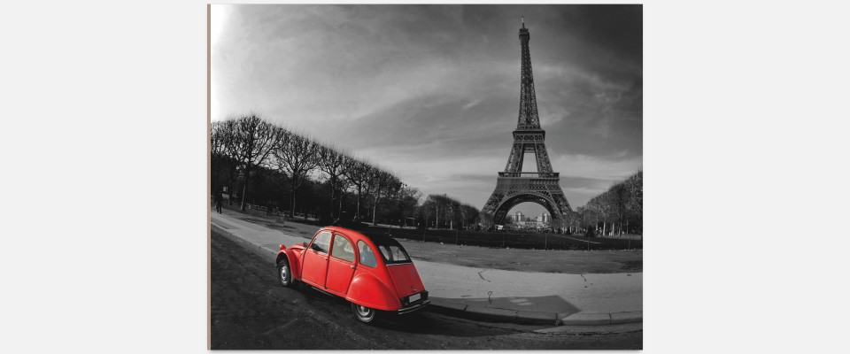 Online Quadro Tour Eiffel