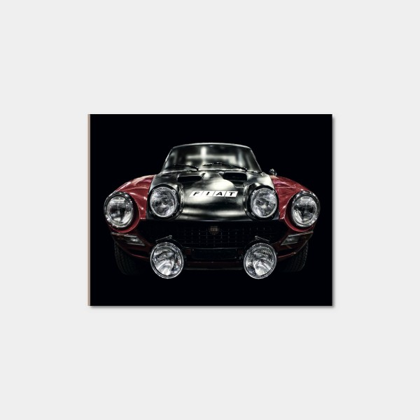 Quadro Fiat 124 Sport