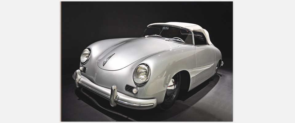 Quadro Porsche 356