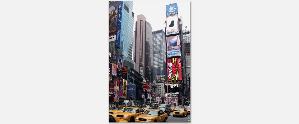 Stampa Quadro New York