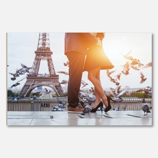 Quadro Paris romantic