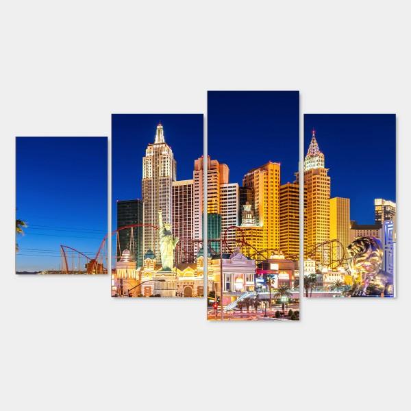 Stampa Quadro Las Vegas