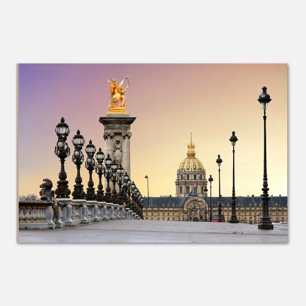 Online Quadro Parigi Ponte Alessandro III