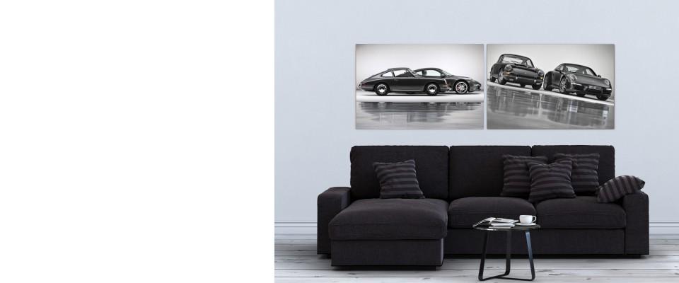 Online Quadro Porsche 911