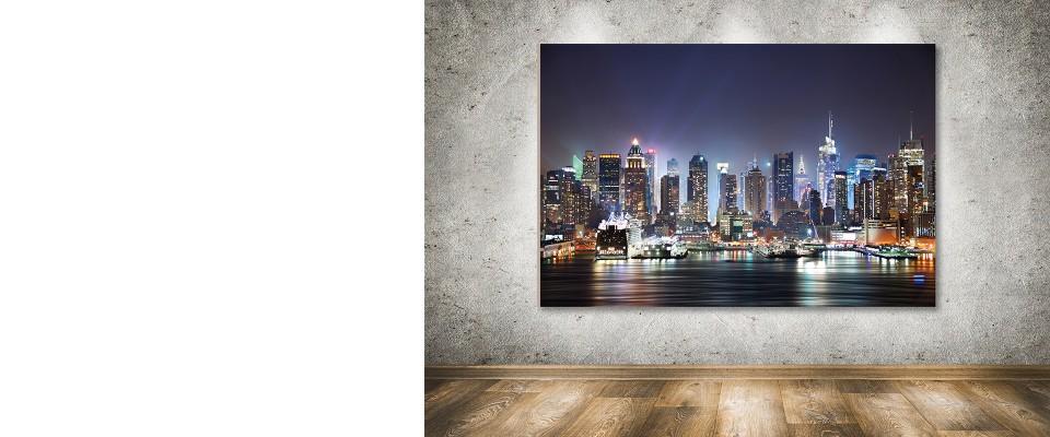 Quadro Manhattan skyline