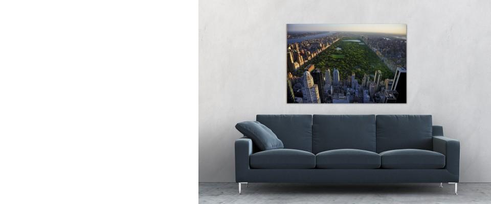 Quadro Manhattan Central Park