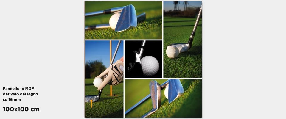 Quadro Golf