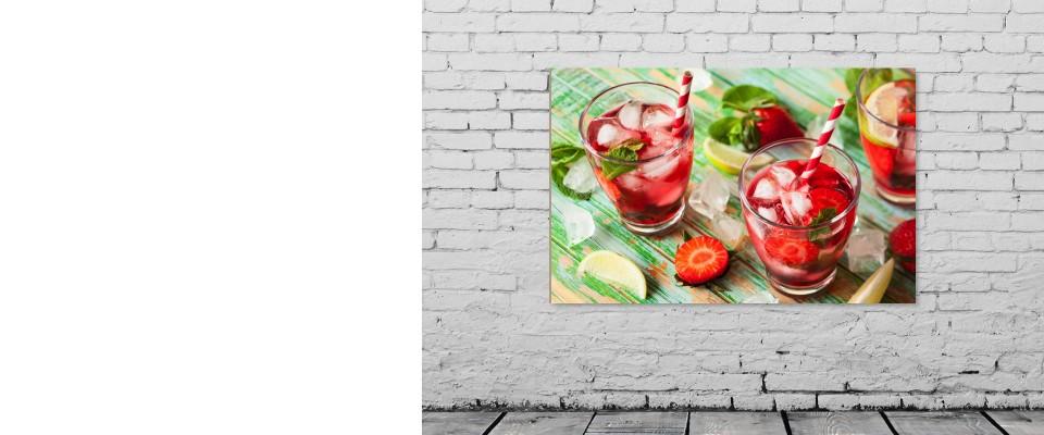 Online Quadro Summer drink