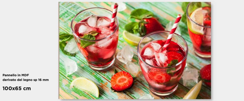 Quadro Summer drink