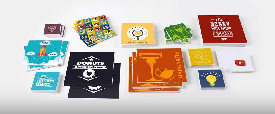 Stickers adesivi