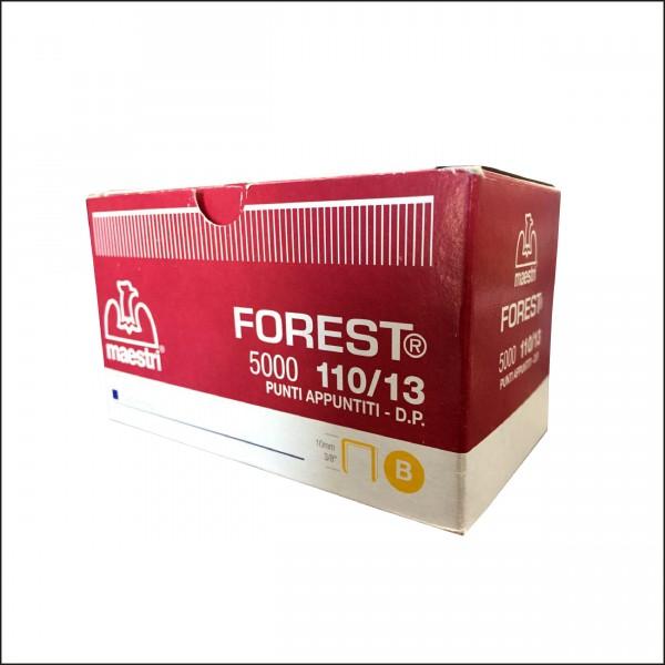 Punti metallici Forest