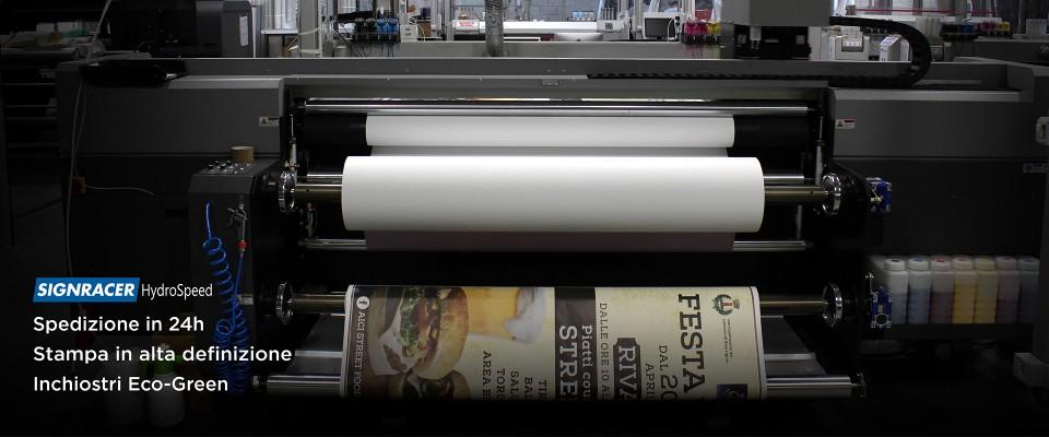 stampa manifesti per affissione