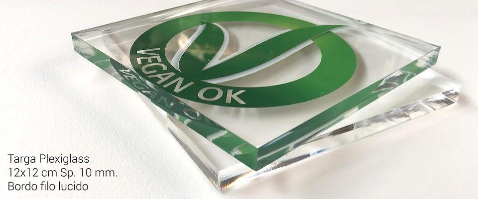 stampa plexiglass 12x12 cm