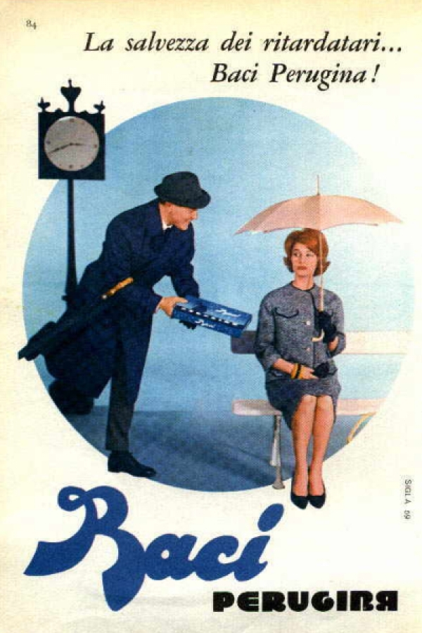 Manifesti pubblicitari anni 50
