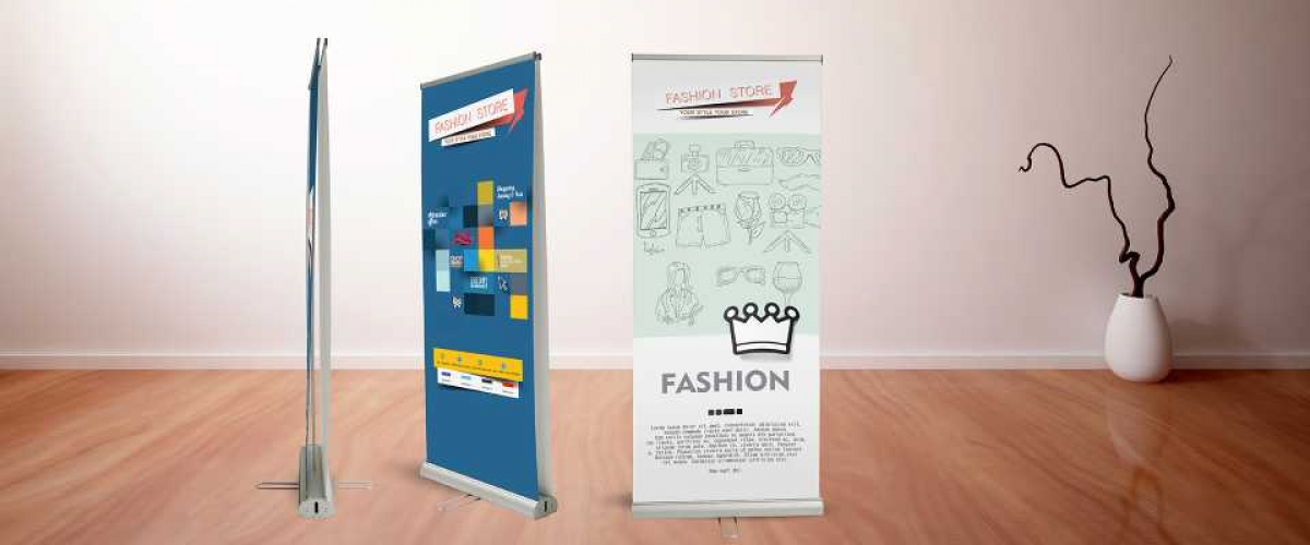 roll-up -bifacciale