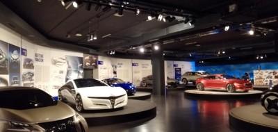 Stampa digitale per il Museo dell'Automobile di Torino